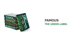 FAMOUS THE GREEN LABEL サーフワックス