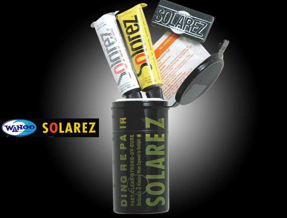 サーフボードの簡易修理剤 SOLAREZ(ソーラーレズ)MINI KIT