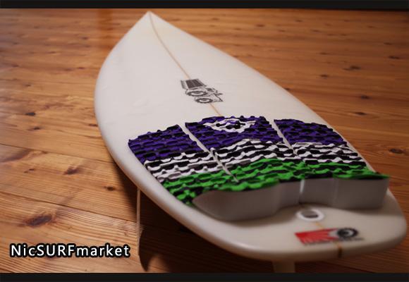 JS 中古ショートボード 6`3 JAPAN MODEL deck-detail 96291230