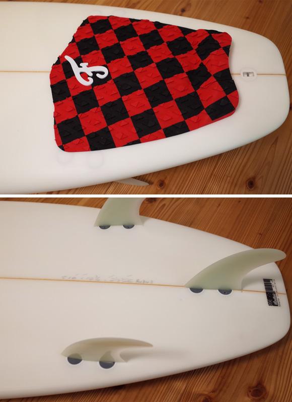 JS 中古ショートボード 5`10 BLACK BOX tail 96291231