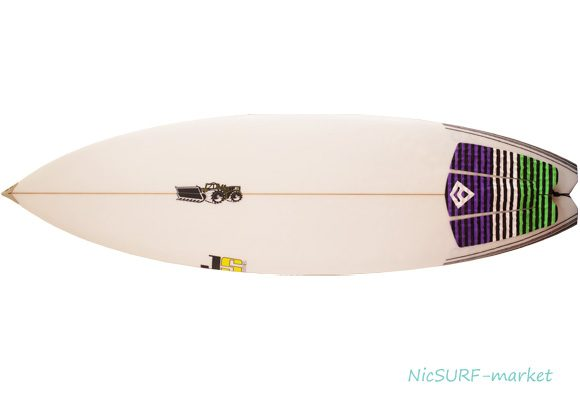 JS 中古ショートボード 6`0 DROPPED SWALLOW 96291232