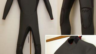COLALLO 中古ウェットスーツ 4/3mm フルスーツ front 9629137