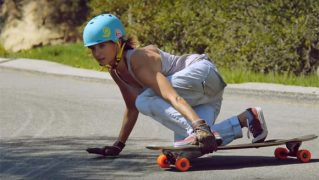 Alexandra Kubiak Ho-Ch スケートボード