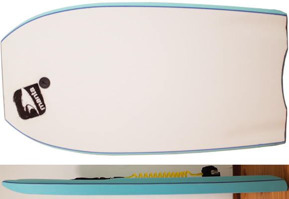 MANTA 中古ボディボード FREEDOM 95cm  bottom-design No.96291251