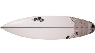 DHD 中古ショートボード 5`11 MF DUCKS NUTS No.96291258