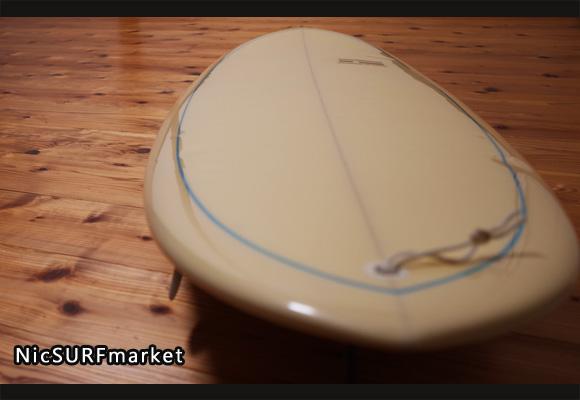 T-STICK 中古ファンボード 6`6 deck-detail No.96291259