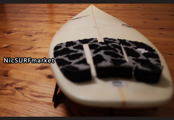 FADE  E40 EPS 中古ショートボード 5`11 ey deck-detail No.96291261