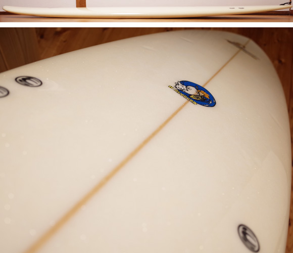 HONEY BUNS 中古ファンボード7`6 deck-condition No.96291262