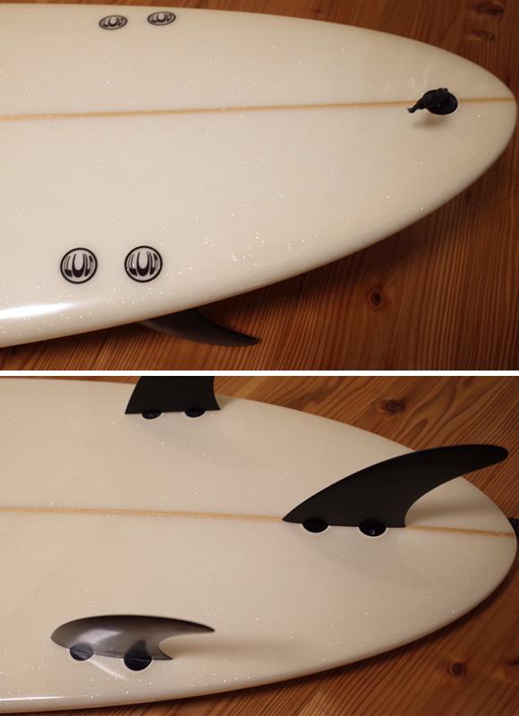 HONEY BUNS 中古ファンボード7`6 tail No.96291262