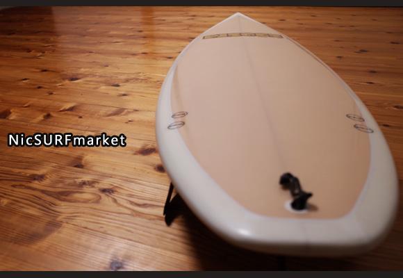 PISCES 中古ファンボード 6`6 deck-detail No.96291264