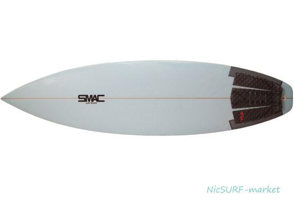 SMAC 中古ショートボード 6`1 e-STD スタンダード No.96291265