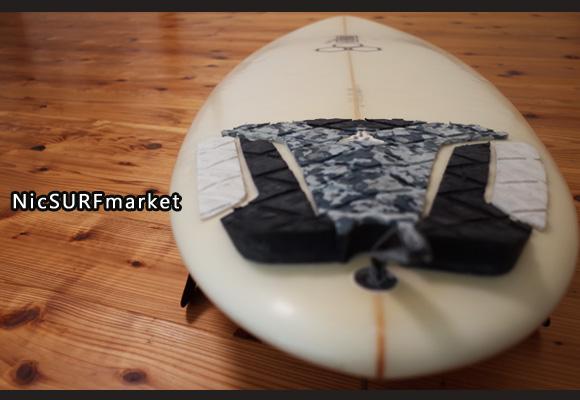 アルメリック Biscuit 中古ショートボード 5`6 deck-detail No.96291266