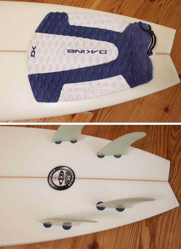 DROPOUT + LSD 中古ショートボード 6`0 tail No.96291267
