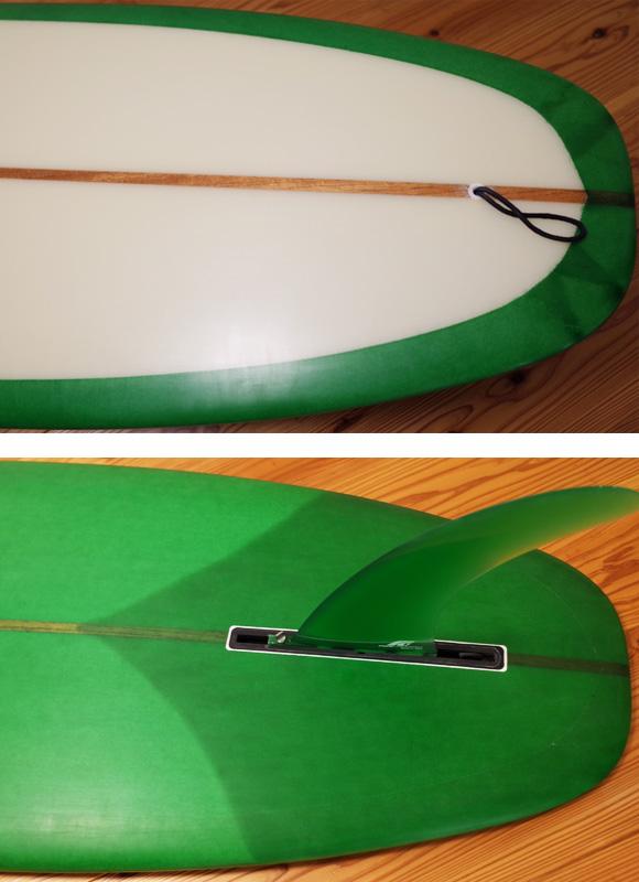 EDNA 中古ファンボード「セミロング」 7`11 tail No.96291268