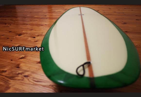 EDNA 中古ファンボード「セミロング」 7`11 deck-detail No.96291268