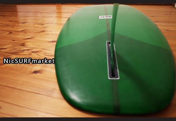 EDNA 中古ファンボード「セミロング」 7`11 bottom-design No.96291268