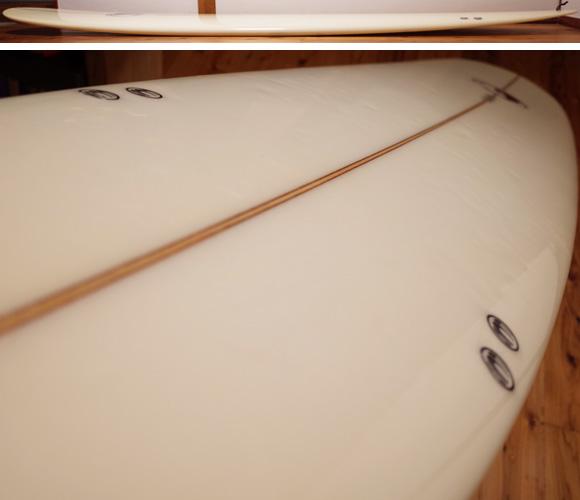 T&C Greg Griffin 中古ロングボード 9`0 タウンアンドカントリー deck-condition No.96291269