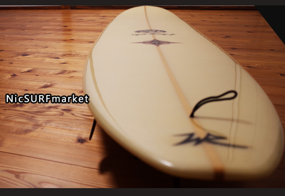 WAYNE RICH 中古ロングボード 9`0 MAKI Comp N/R deck-detail No.96291270
