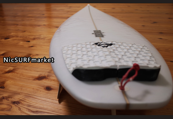 Navigator 中古ショートボード 6`4 T-SHAPE dec-detail No.96291271