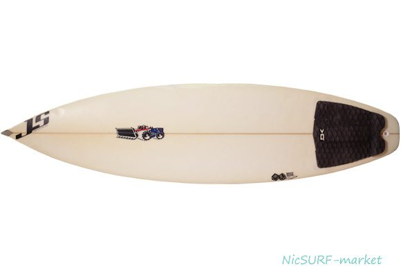 JS industries BRUCE IRONS 中古ショートボード 5`11 No.96291272