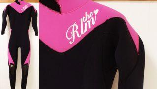 the rlm rubber 中古ウェットスーツ 3/2mm フルスーツ Ladies' No.96291277