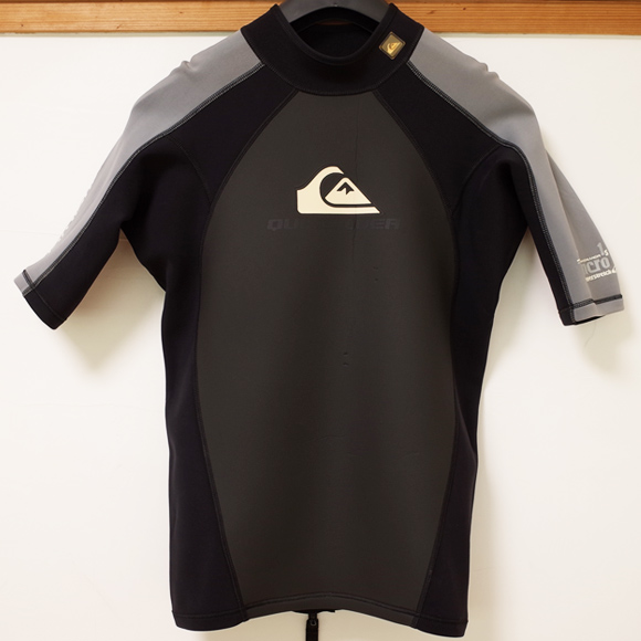 QUIKSILVER 中古ウェットスーツ タッパー SYNCRO1.5mm Men's front No.96291278