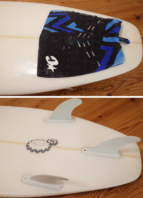 SK SURFBOARD FY 中古ショートボード 5`10 tail No.96291281
