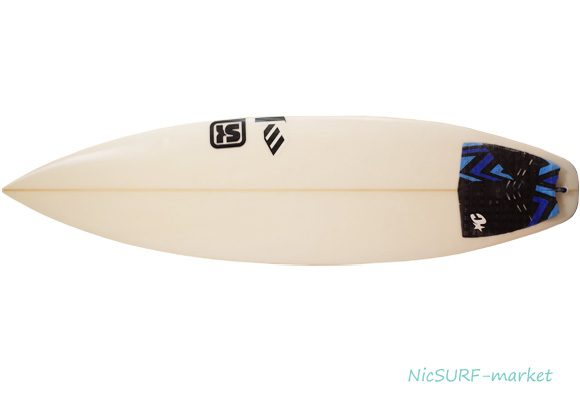 SK SURFBOARD FY 中古ショートボード 5`10 No.96291281