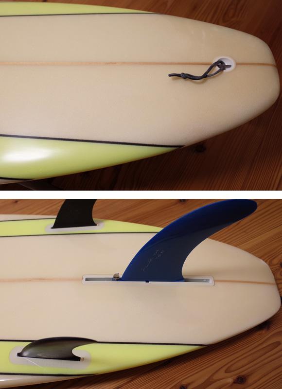 BEAR 中古ロングボード 9`0 Custom tail No.96291282