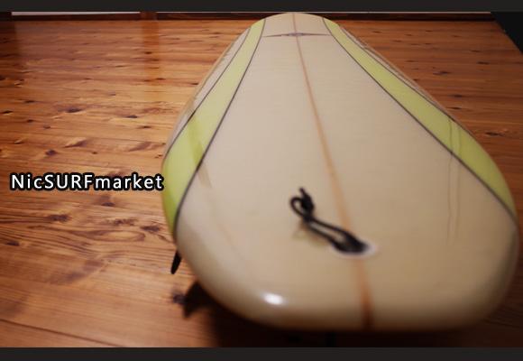 BEAR 中古ロングボード 9`0 Custom deck-detail No.96291282