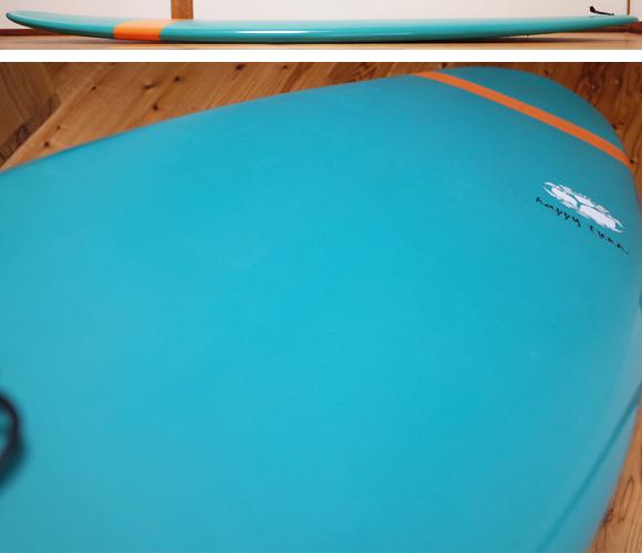 スリーウェザー HAPPY TURN 中古ファンボード 6`10 EPS deck-condition No.96291283