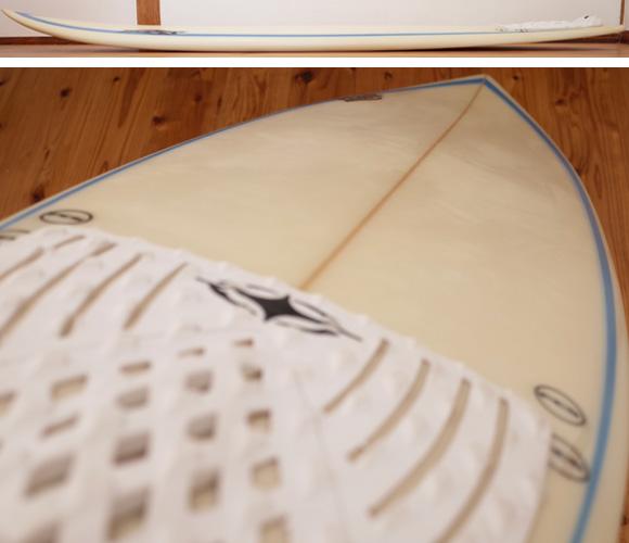 初心者向け Shootz 中古ショートボード 6`6 deck-condition No.96291284