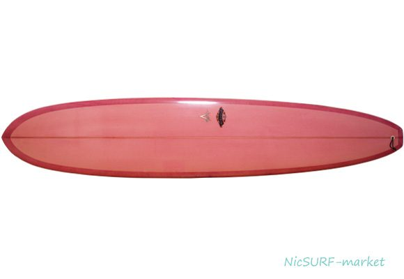 Whoosh SURFBOARD 中古ロングボード 9`1 NOSERIDER No.96291288