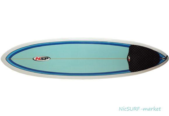 NSP 中古ファンボード 6`8 EPOXY No.96291289