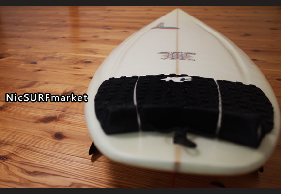 STRETCH S10 EPS 中古ショートボード 6`1 deck-detail No.96291290