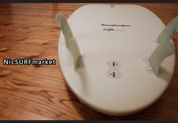 FIREWIRE DOMINATOR 中古ショートボード 5`6 bottom-design No.96291291