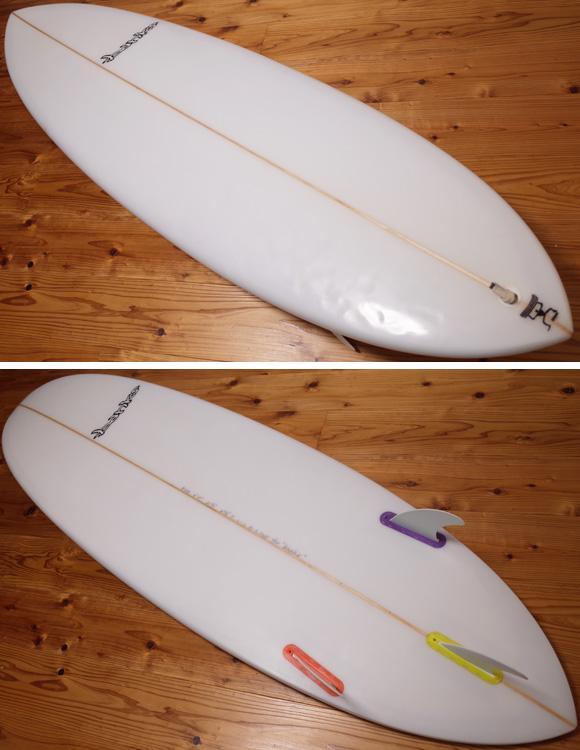 banks 中古ファンボード 6`10 deck/bottom No.96291299