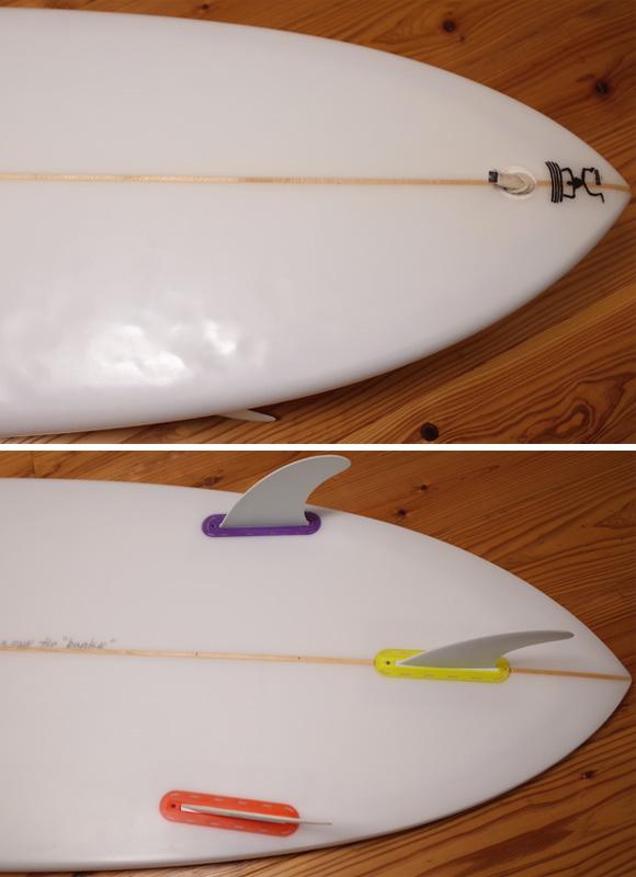 banks 中古ファンボード 6`10 tail  No.96291299