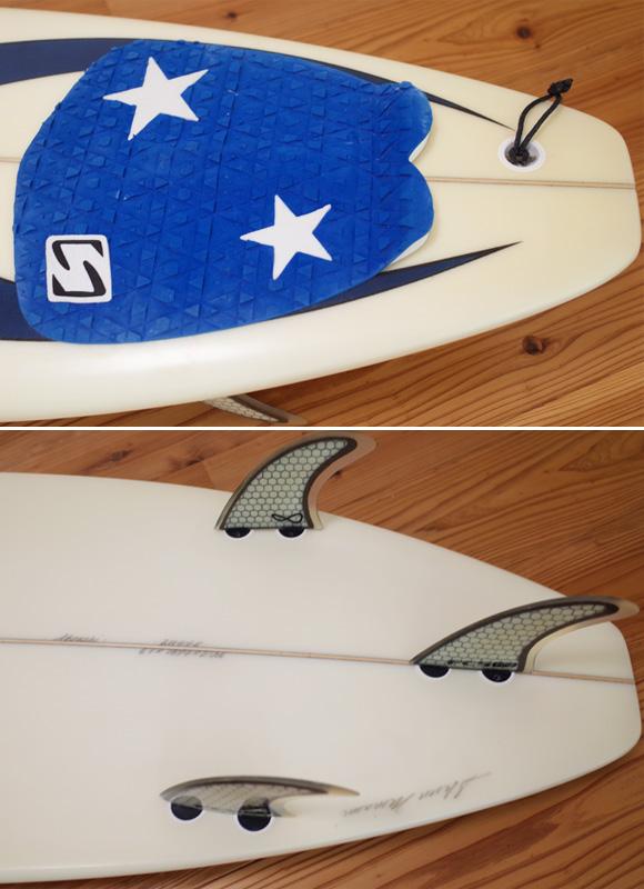 INFAMY 中古ショートボード 6`1 tail No.96291307