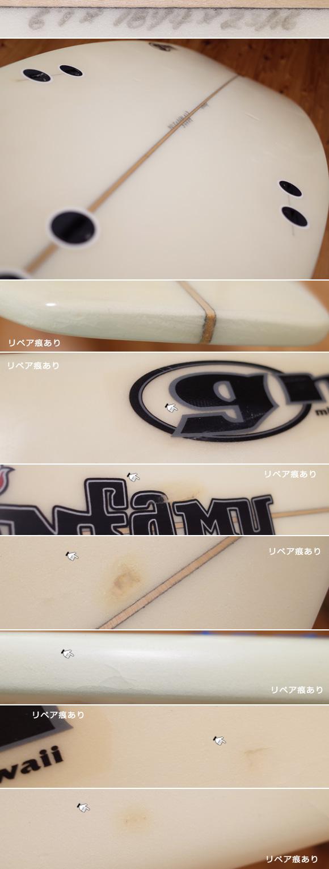 INFAMY 中古ショートボード 6`1 condition-1 No.96291307
