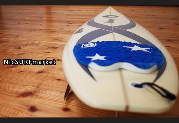 INFAMY 中古ショートボード 6`1 deck-detail No.96291307