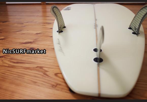 INFAMY 中古ショートボード 6`1 bottom-design No.96291307