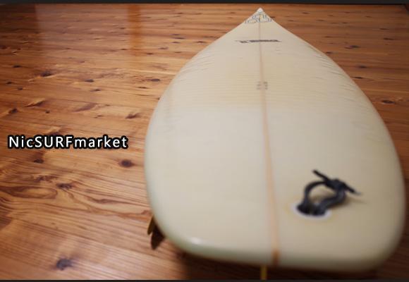 アルメリック MXモデル 中古ショートボード 6`4 deck-detail No.96291308
