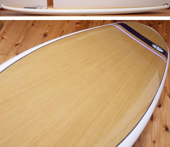 スリーウェザー HAPPY TURN 中古ファンボード 6`6 EPS deck-condition No.96291310