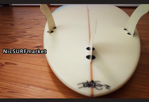 TAKE'S テイクス 中古ファンボード 7`2 bottom-design No.96291314
