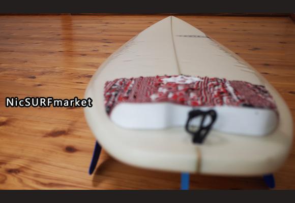 初心者におススメ!MIC 中古ショートボード6`5 deck-detail No.96291316