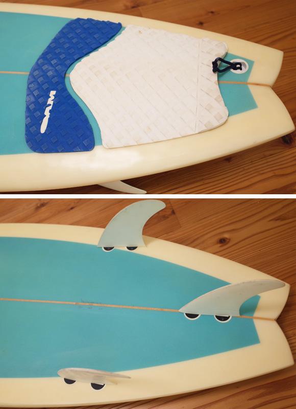 ROCKDANCE 中古ショートボード 5`11 CUSTOM tail No.96291322