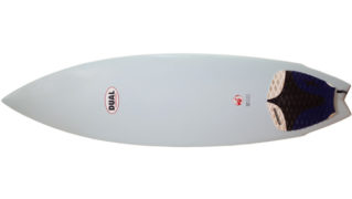 DUAL Surfboard EPS 中古ショートボード 5`11 MASTER WORKS No.96291326