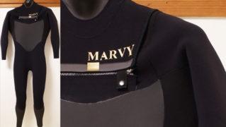 MARVY 中古ウェットスーツ セミドライ 5/3mm メンズ No.96291337