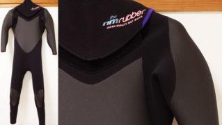 the rlm rubber 中古ウェットスーツ 5/3mm セミドライ メンズ No.96291338